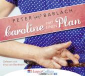 Caroline hat einen Plan, 4 Audio-CDs Cover