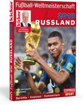 Fußball-Weltmeisterschaft Russland 2018 Cover
