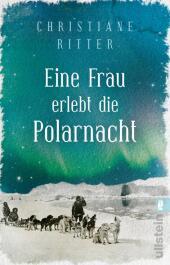Eine Frau erlebt die Polarnacht Cover