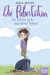 Die Pubertistin Cover