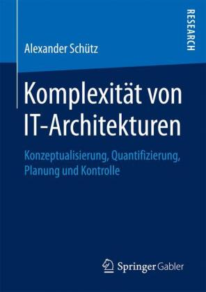 Komplexität von IT-Architekturen