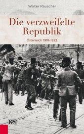 Die verzweifelte Republik Cover