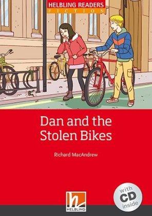 Dan and the Stolen Bikes, m. Audio-CD