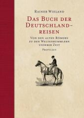 Das Buch der Deutschlandreisen Cover