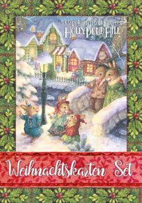 Weihnachtskarten Verlag.Frohe Weihnachten Weihnachtskarten Set Shop Deutscher