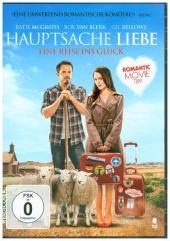 Hauptsache Liebe - Eine Reise ins Glück, 1 DVD Cover