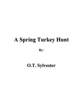 A Spring Turkey Hunt