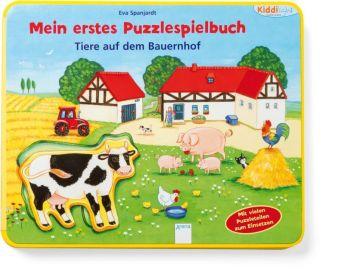 Mein erstes Puzzlespielbuch. Tiere auf dem Bauernhof