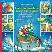 Frohe Weihnachten, liebes Christkind!, 2 Audio-CDs
