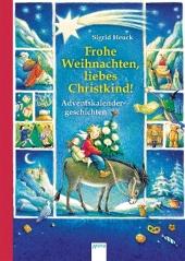 Frohe Weihnachten, liebes Christkind! Cover