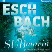 Submarin, 6 Audio-CDs Cover