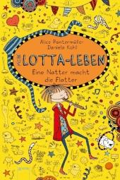 Mein Lotta-Leben - Eine Natter macht die Flatter Cover