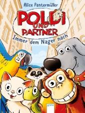 Poldi und Partner - Immer dem Nager nach Cover