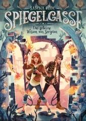 Spiegelgasse Cover