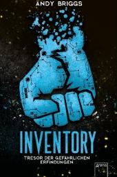 Inventory - Tresor der gefährlichen Erfindungen Cover