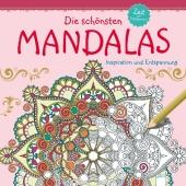 Zeit zum Entspannen. Die schönsten Mandalas Cover