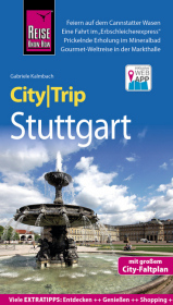 Reise Know-How CityTrip Stuttgart Cover