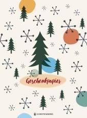 Geschenkpapier-Heft - Weihnachten Cover