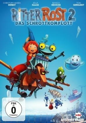 Ritter Rost 2 - Das Schrottkomplott, 1 DVD
