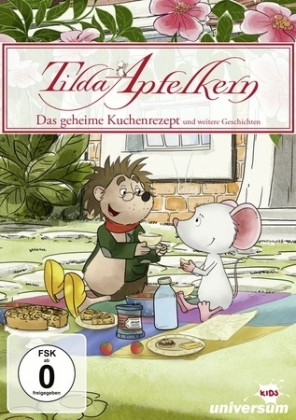 Tilda Apfelkern - Das geheime Kuchenrezept, 1 DVD