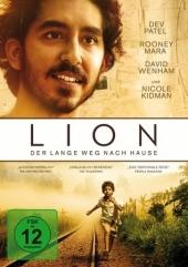Lion - Der lange Weg nach Hause, 1 DVD Cover
