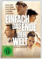 Einfach das Ende der Welt, 1 DVD Cover