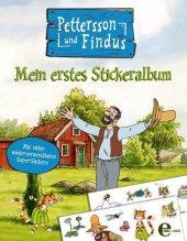 Pettersson und Findus - Mein erstes Stickeralbum Cover