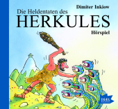 Die Heldentaten des Herkules, 1 Audio-CD Cover