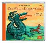Die Welt der Fabelwesen, 2 Audio-CDs Cover