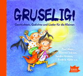 Gruselig, 1 Audio-CD Cover