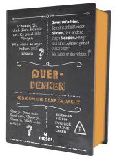 Quiz-Box Querdenken (Spiel) Cover