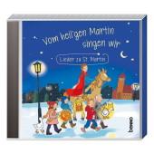 Vom heil'gen Martin singen wir, 1 Audio-CD