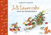 Juli Löwenzahn rettet das Weihnachtsfest Cover