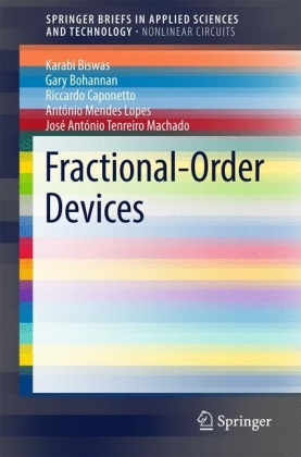Fractional-Order Devices