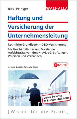 Haftung und Versicherung der Unternehmensleitung