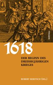 1618. Der Beginn des Dreißigjährigen Krieges Cover