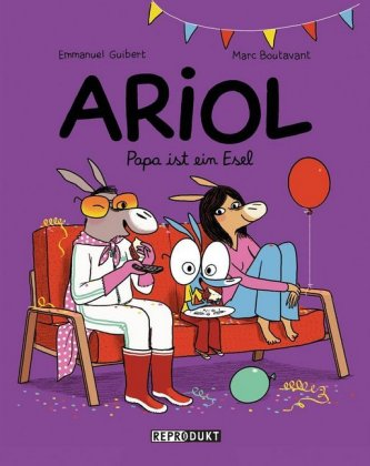 Ariol - Papa ist ein Esel