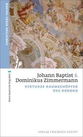 Johann Baptist und Dominikus Zimmermann Cover