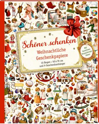 Geschenkpapier-Buch - Schöner schenken, Band 2