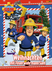 Feuerwehrmann Sam - Weihnachten mit Feuerwehrmann Sam Cover