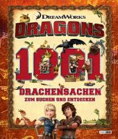 Dragons: 1001 Drachensachen zum Suchen und Entdecken Cover