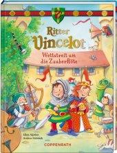 Ritter Vincelot - Wettstreit um die Zauberflöte Cover