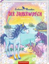 Einhorn-Paradies - Der Zauberwunsch Cover