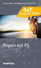 Pilgern mit PS Cover