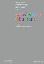 Basiswissen Ökumene, Arbeitsbuch mit Materialien, m. CD-ROM