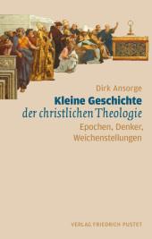 Kleine Geschichte der christlichen Theologie Cover