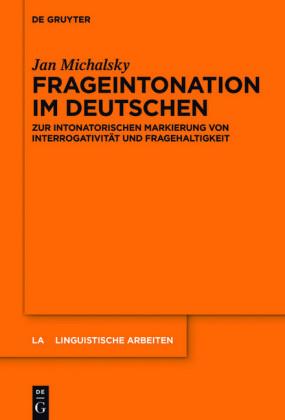 Frageintonation im Deutschen