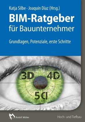 BIM-Ratgeber für Bauunternehmer - E-Book (PDF)