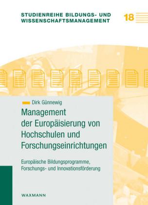 Management der Europäisierung von Hochschulen und Forschungseinrichtungen