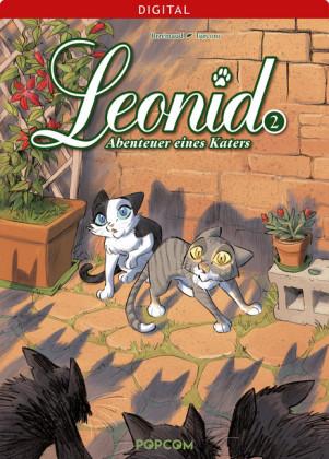 Leonid - Abenteuer eines Katers 02: Die Horde